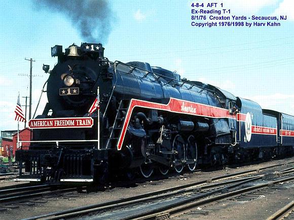 Freedom Train 1976