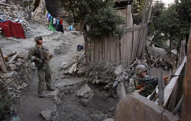 Marsoc Afghanistan
