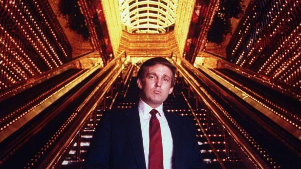 Trump young Plaza