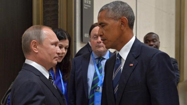 Obama Poutine