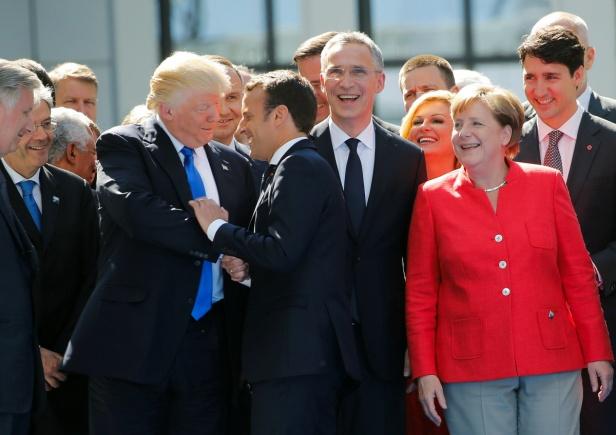 Trump Européens